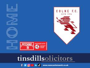 Colne FC - Home 26.10.21