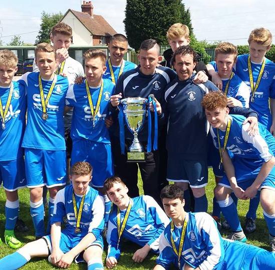 junior football in staffordshire
