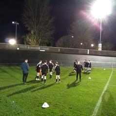 Academy football opportunities