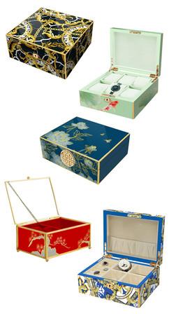 Jewelry Box & Watch Box