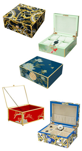 Jewelry Box & Watch Box