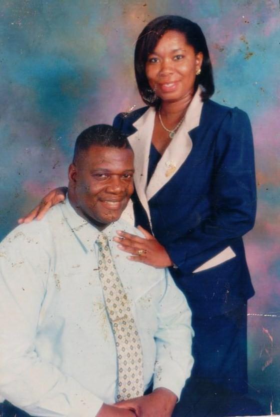 Mr. & Mrs. Hylton