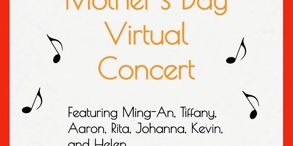 Mother's Day Virtual Concert, featuring awarding winning young musicians performed at the 2020 Lunar New Year gala.