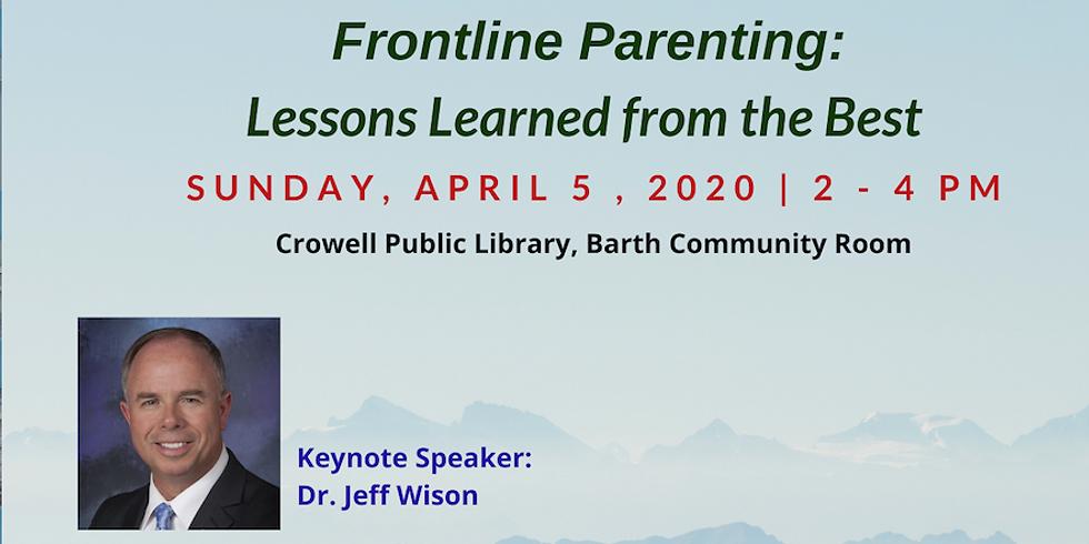 Frontline Parenting