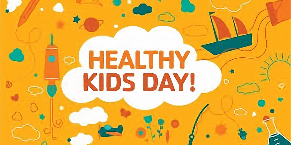 Healthy Kids Day at YMCA