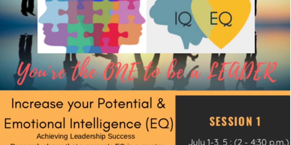 Session 1: EQ & Leadership Training Summer Class