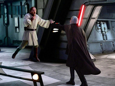 In Star Wars, Having a Blindspot Will Get You Killed.