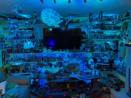 Scuba Pete's Star Wars Collection | Holochronicles #showmeyourcollection