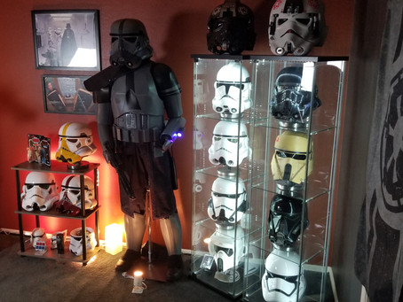 Paul's Awesome Collectibles | Holochronicles #showmeyourcollection