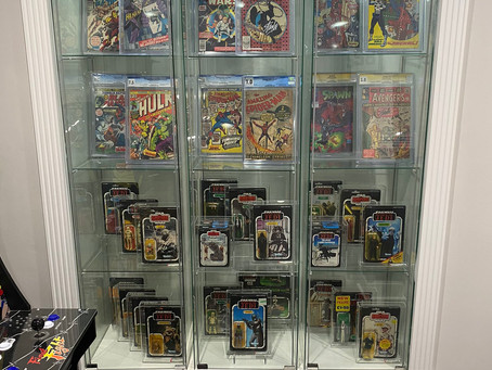 An Incredibly Display-able Star Wars Collection, Holochronicles #ShowMeYourCollection contest