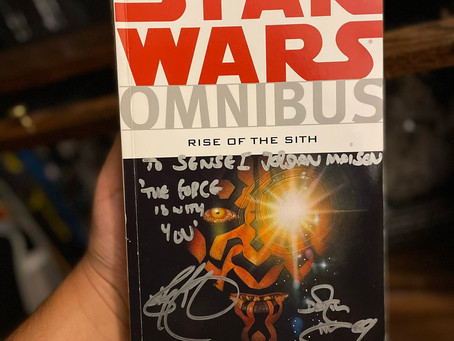 Jordan's Star Wars Room Features Darth Maul | Holochronicles #showmeyourcollection