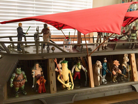 Adam Frazier's Vintage Star Wars Collection | Holochronicles #ShowMeYourCollection
