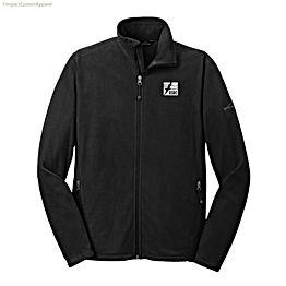 Eddie Bauer Full Zip Microfleece Jacket.