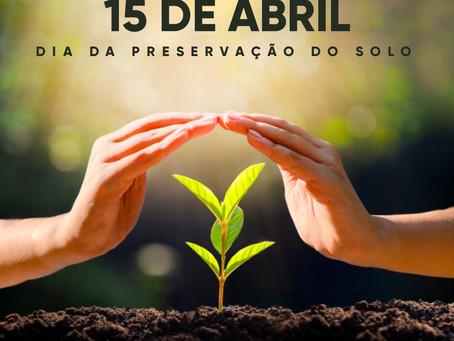 Preservação do solo, qual o papel da sua empresa ou estabelecimento nisso?