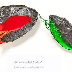 Kunst Objekte Gertraud Dankesreiter