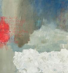 Acrylbilder der Malerin, Künstlerin Gertraud Dankesreiter