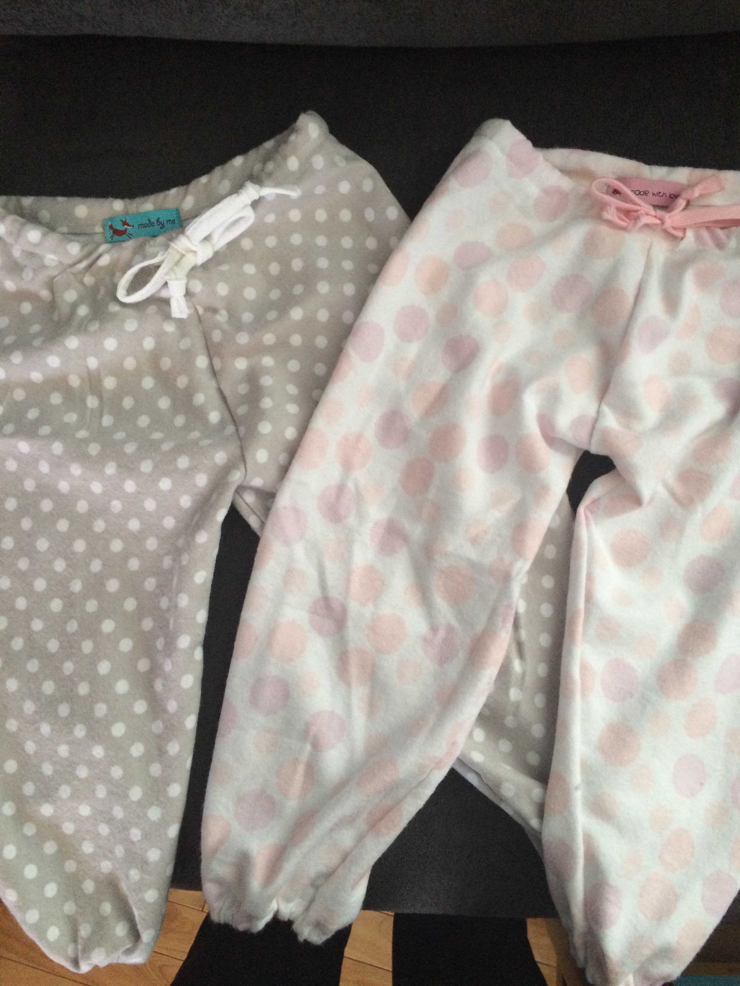DIY Mommy and Me Pj pants