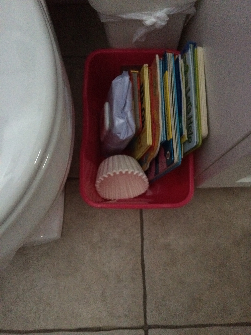 New books for potty training