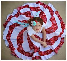 Peppermint Swirl Dress-Candy Castle Patterns/Craftsy