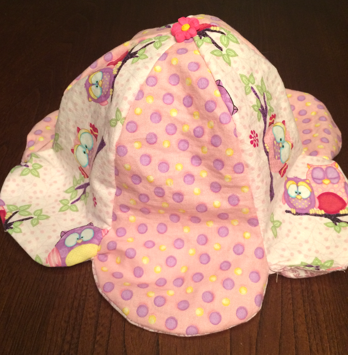 DIY Cute Tulip Hat