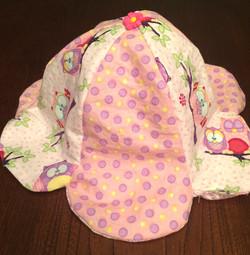DIY Cute Tulip Hat