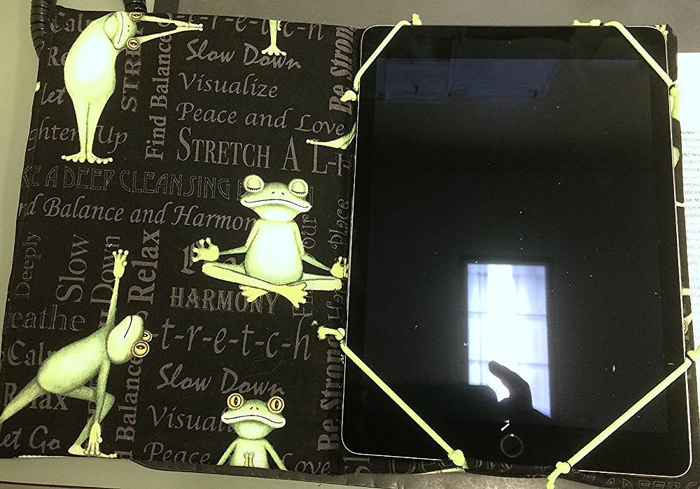 Diy iPad cover