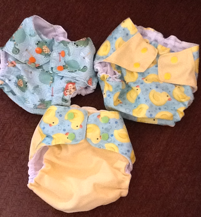 DIY PUL Swim Diapers