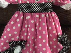 The Minnie Mouse Dress