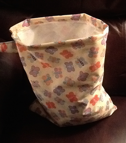 DIY Wet Bags