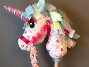 Hobby Horses, Unicorns and  Dragons - Giddyup!