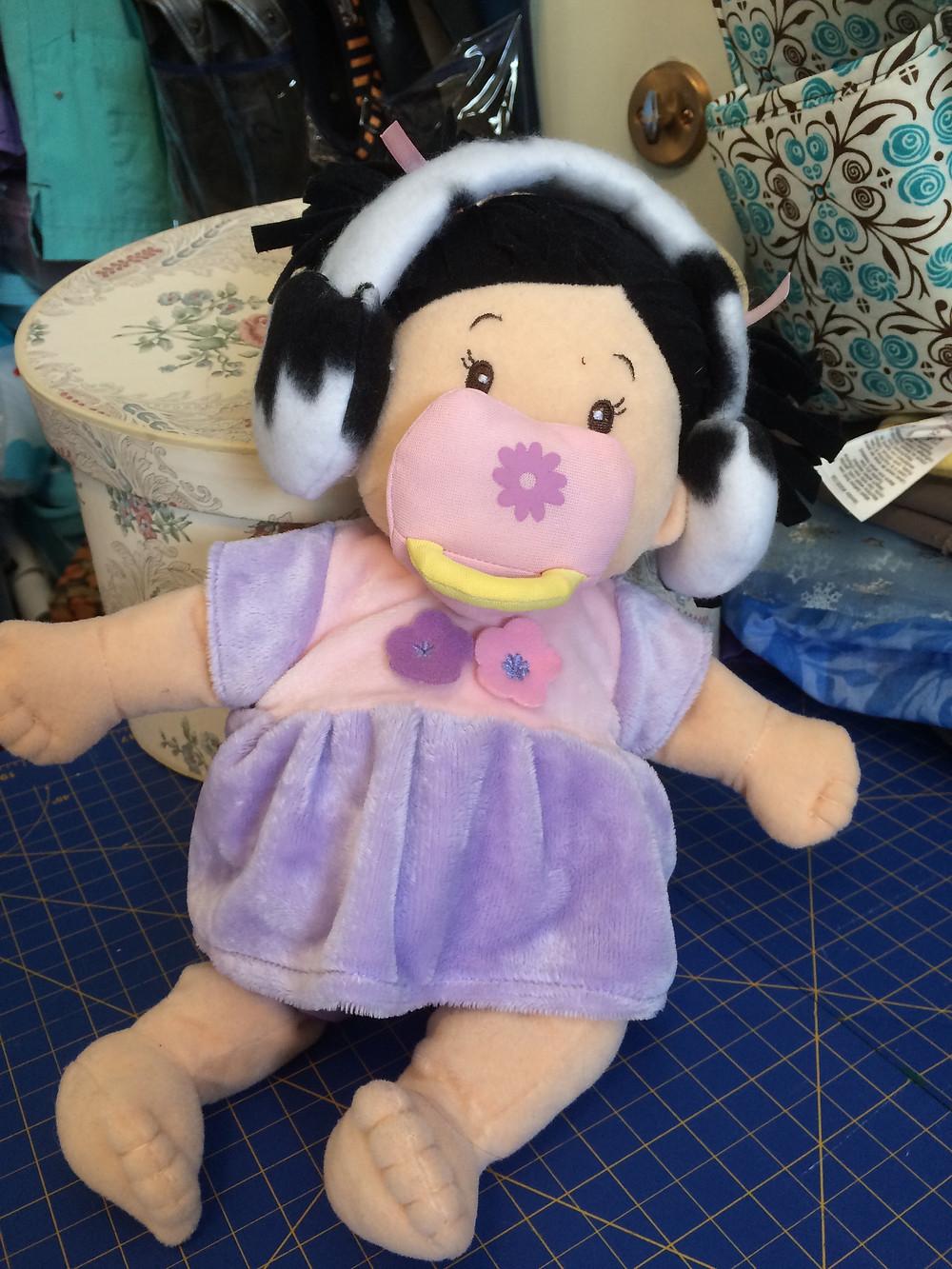 Doll ear muffs