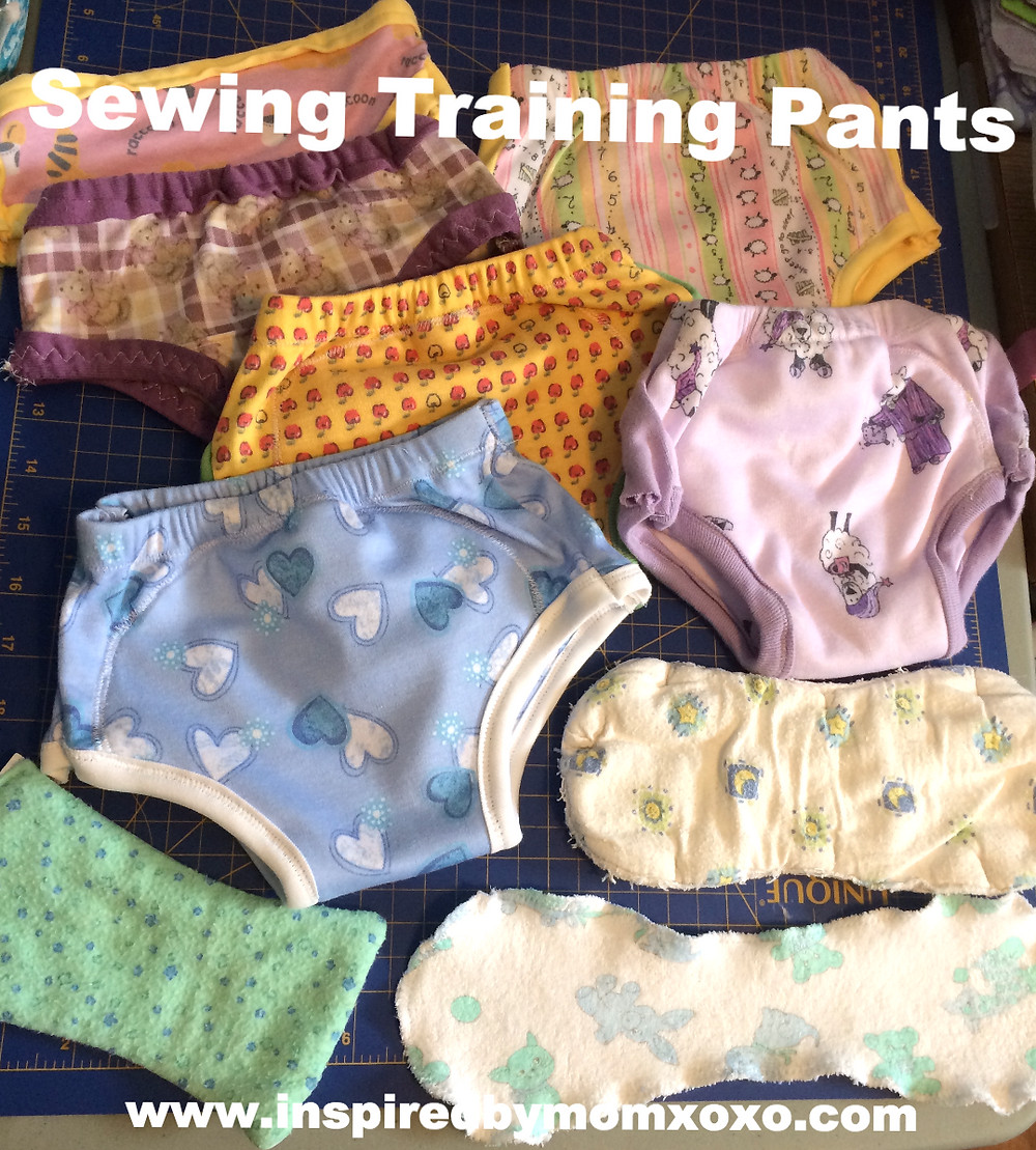 Sewing Training Pants