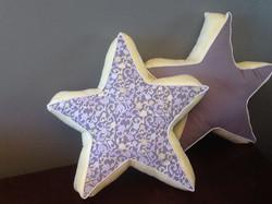 DIY Star pillow