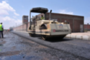 Slage aggregate saving about 55% of the cost of supplying base course to the site in roads construction