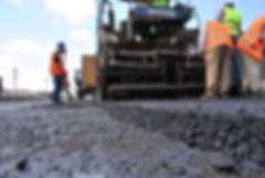 Slag aggregate saving 13% of cost of asphalt bitumen