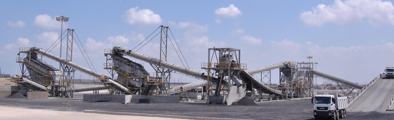 مصنع تدوير الخبث