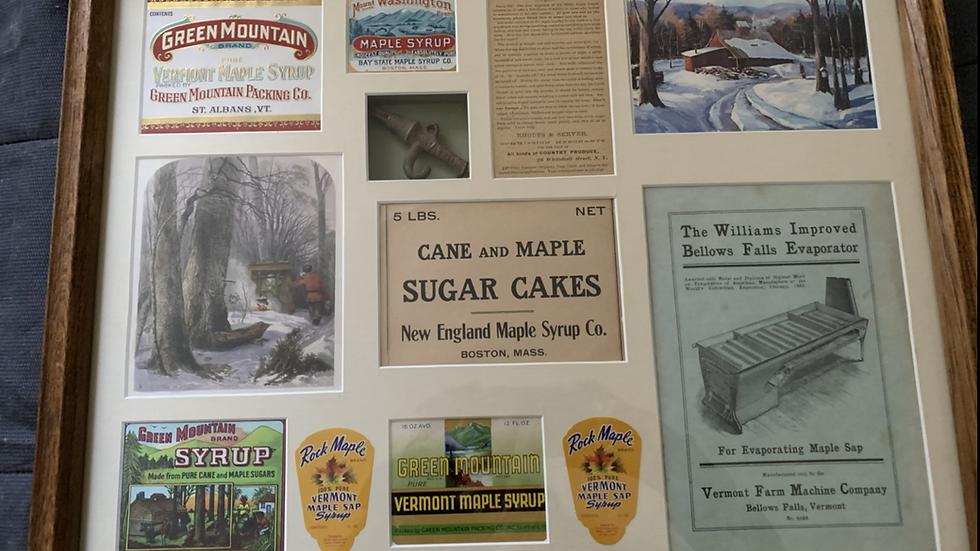 Maple Syrup/Sugar