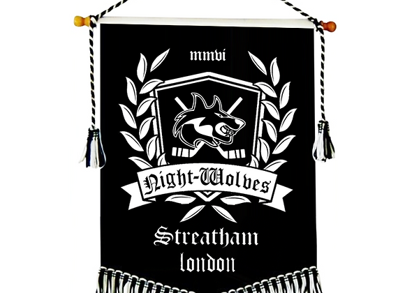 Wolves of the Highroad Pennant