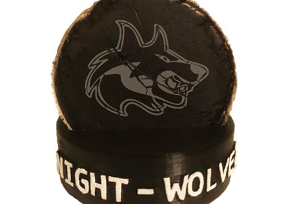 Wolves Puck-holder