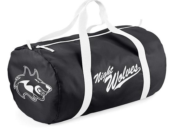 Night-Wolves Duffle Dog Bag