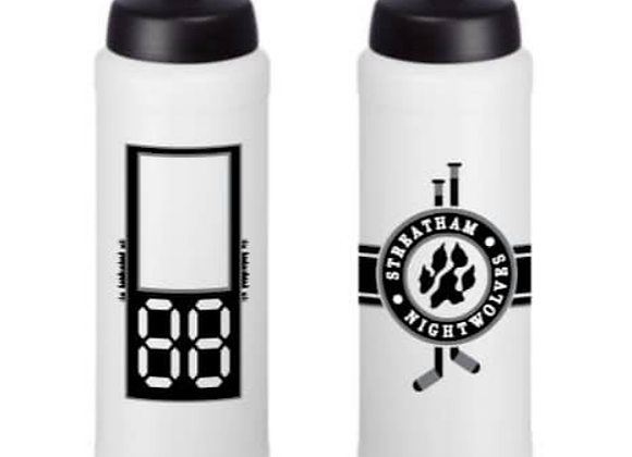 Night-Wolves Water Bottle
