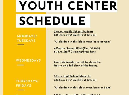 YC Schedule
