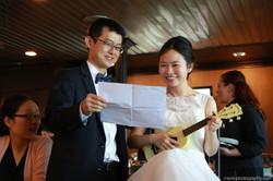 Yuqin&Song Cruise Wedding