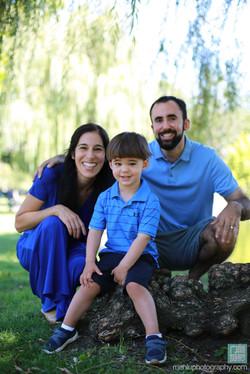 Julia Family Portrait 2020
