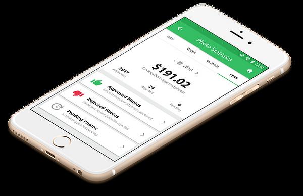 Earn money on yoursmartphone wth Microwork App