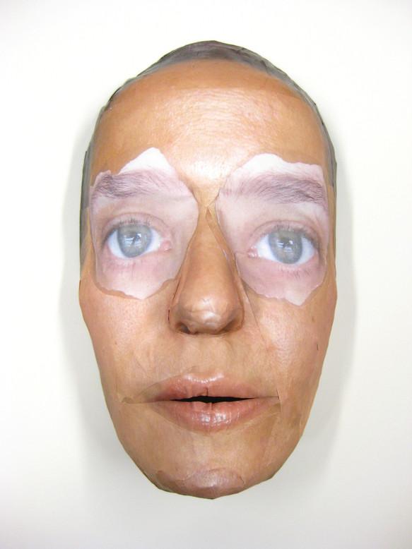 Maske³ Augen eigen