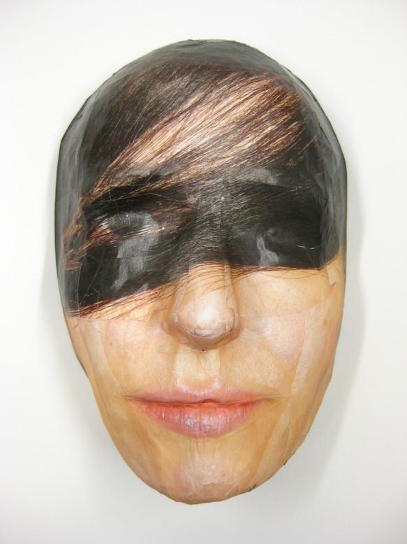 Maske³ Haar Braun