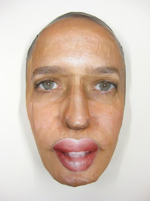 Maske³ Mund fremd
