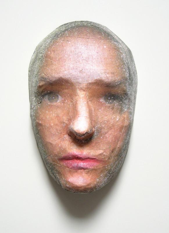Maske³ Strumpf Gold