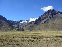 am Weg nach Puno
